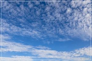 Ciel ! des nuages !